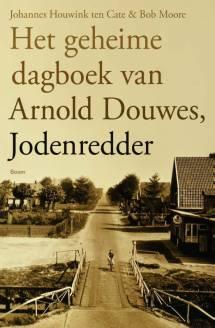 Cover Het geheime dagboek van Arnold Douwes, Jodenredder