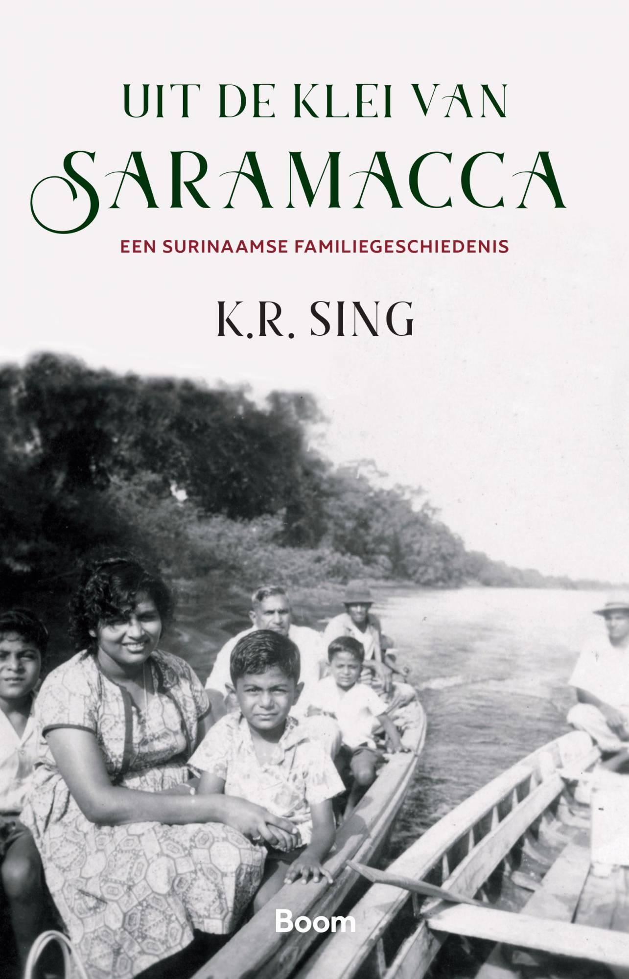 Afbeeldingsresultaat voor het boek uit de klei van saramacca